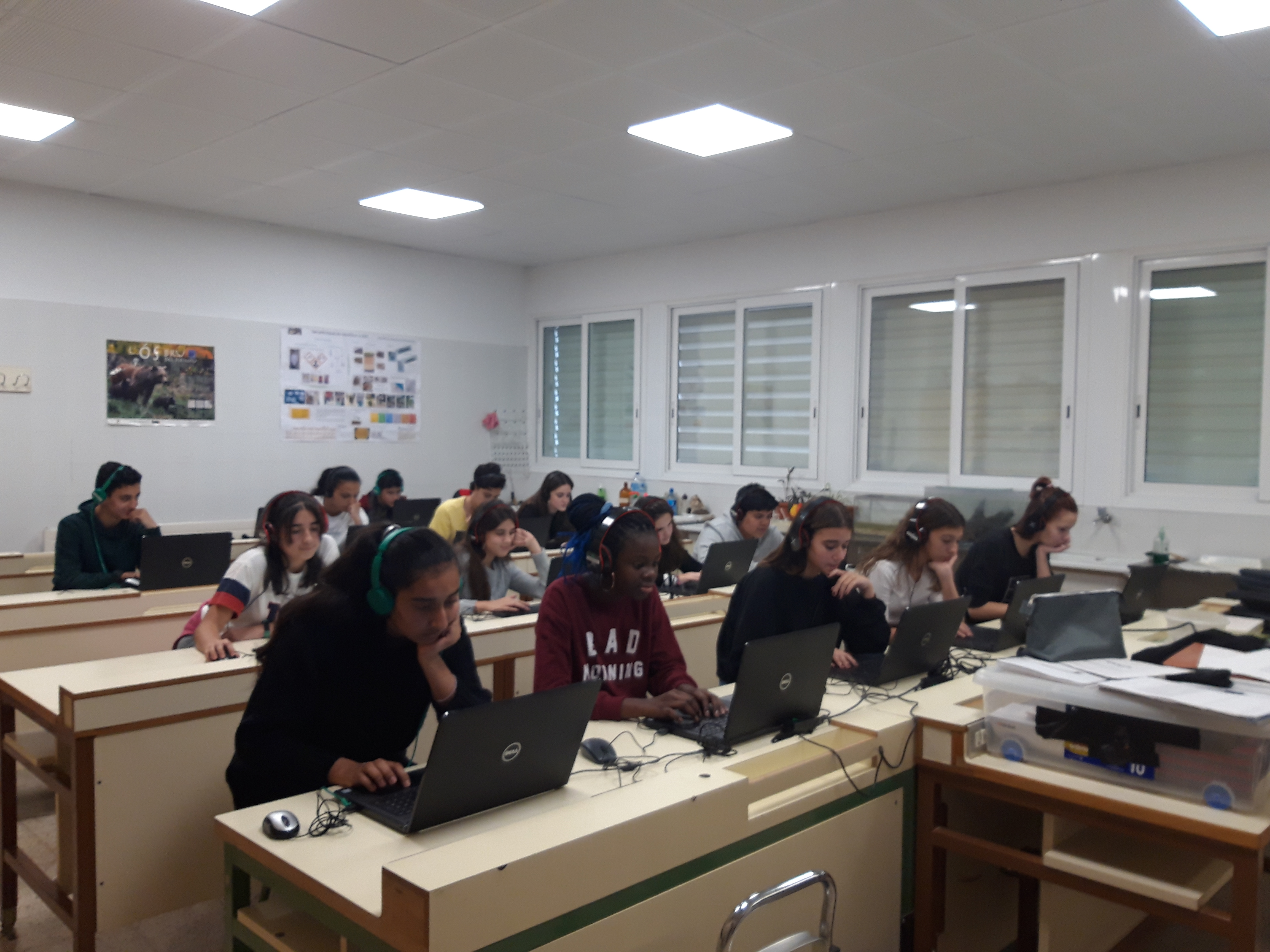Projecte ISGlobal, 3r d'ESO